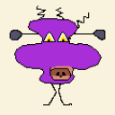 紫藤丨瀑布